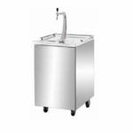 Chiller Keg Fridge 1 Door, Stainless Steel