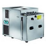 Chiller Post-mix Ice Bank 20kg BRAVE60 Stainless Steel 8 Syrup