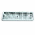 DripTray Recessed With Drain 600x220x30mm