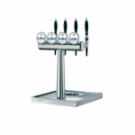 Tower Havana 4-Way Recirc Stainless Steel 4-LED 5/8 BSP