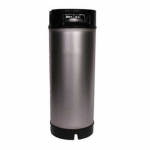 Cleaning Can 19L Stainless Steel Ball Lock