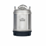 Mangrove Jack's Cleaning Can 9L Stainless Steel Single Handle
