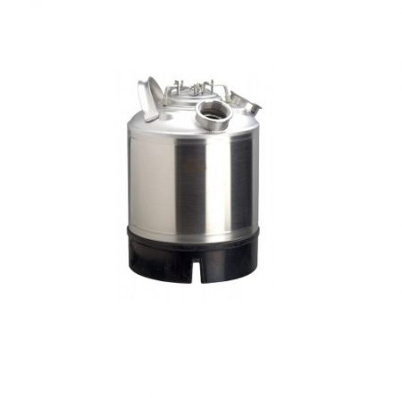 Cleaning Can 9L Stainless Steel 1 Output – No Spears