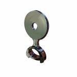 Decal Holder / 32-45mm Grip / Chrome