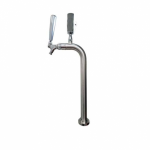 Tower Charlie 1-Way Recirc LED Brushed Stainless Steel