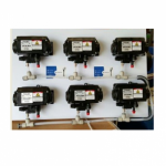 Syrup 6-Pump Kit On PVC Board