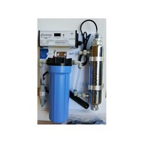 UV Water Filter Kit-1 On PVC Board