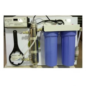 UV Water Filter Kit-2 On PVC Board