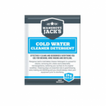 Mangrove Jack's ECD Cold Water Cleaner/Detergent Sachet 25gm