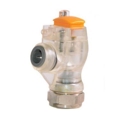 FOB Detector Keg Coupler 5/8 – JG 3/8″ OD