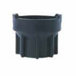 Cleaning Cup (Bypass) Plastic Black D & S-Type
