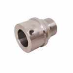 Tower Part Shank Adaptor S/S Short 5/8 BSP Pushin