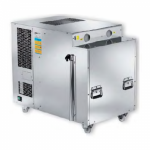 Chiller Post-mix Ice Bank 34kg BRAVE90 Stainless Steel 8 Syrup